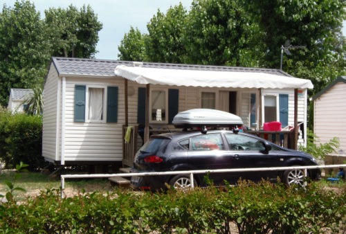 6-person mobile home rental