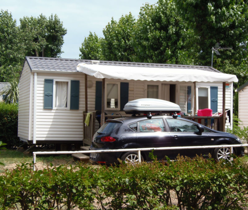 Location mobilhome 6 personnes