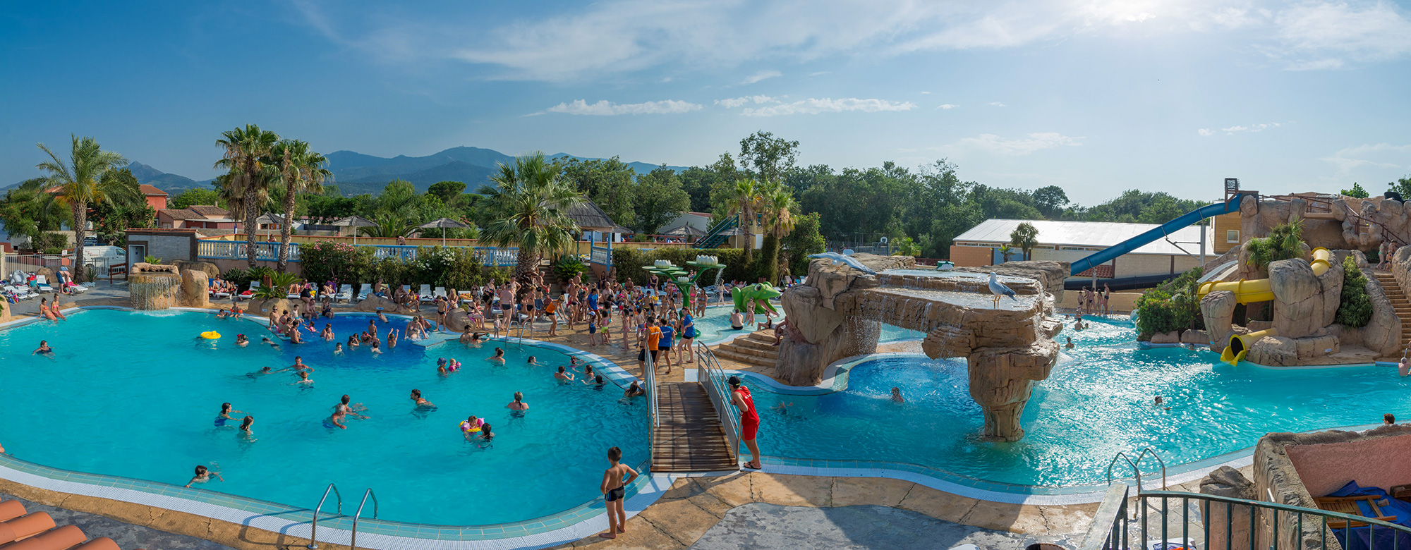 Camping argeles sur mer avec piscine parc aquatique - Camping dans le vercors avec piscine ...