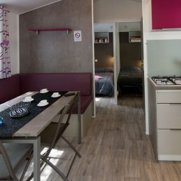 Location mobilhome 6 personnes 3 chambres