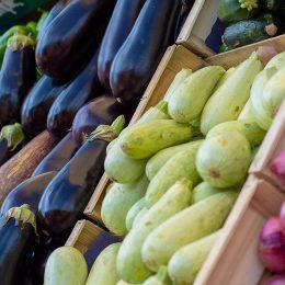 Faire le marché à Argelès-sur-Mer