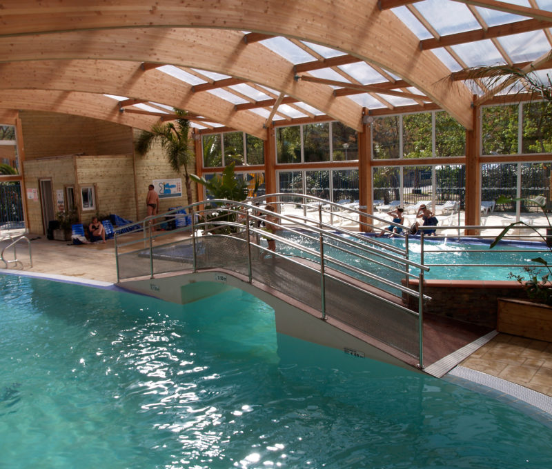 Campsite in Argelès-sur-Mer with Indoor Heated Pool